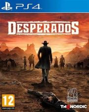Desperados III PS4 PKG