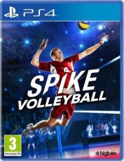 SPIKE VOLLEYBALL PS4 PKG