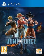 JUMP FORCE PS4 PKG