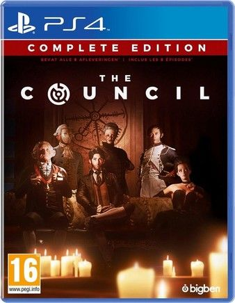The Council PS4 PKG