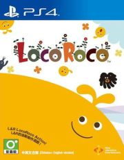 LocoRoco Remastered PS4 PKG