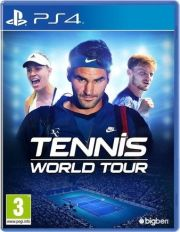 Tennis World Tour PS4 PKG