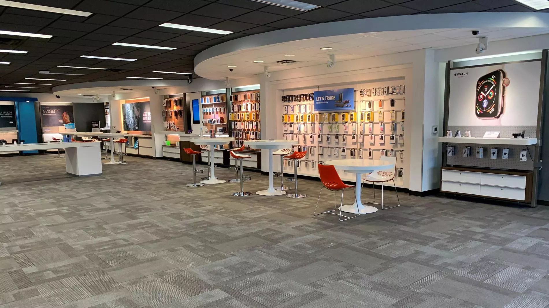 sherwood forest boulevard store cell