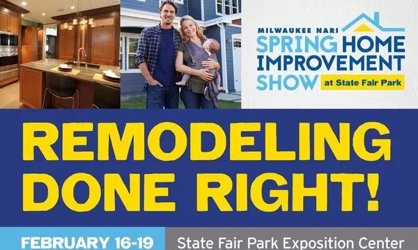 Nari Home Improvement Show Milwaukee