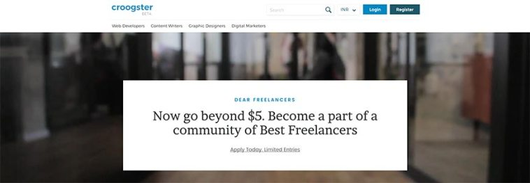 croogster freelance