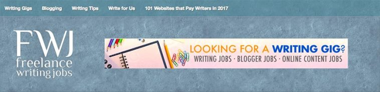 freelancewritinggigs freelance website