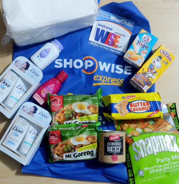 dyosathemomma: Shopwise Home Wise Moms, Mommy Mundo