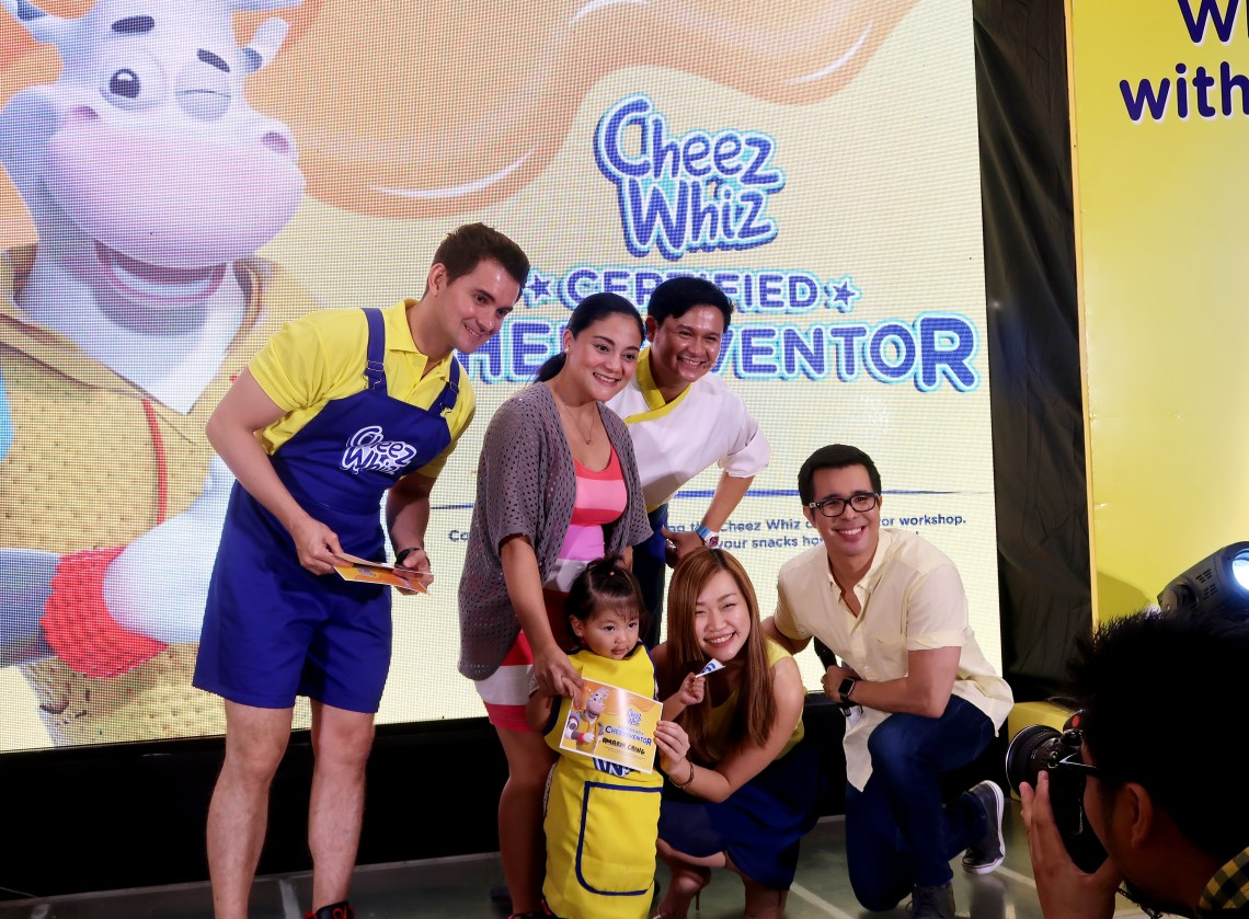 dyosathemomma: Cheez Whiz #Cheeseventions creative snacks for kids, AmariaNish