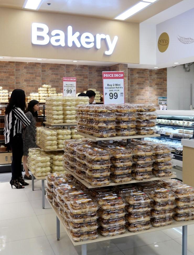 dyosathemomma: Shopwise Circuit Makati, bakery