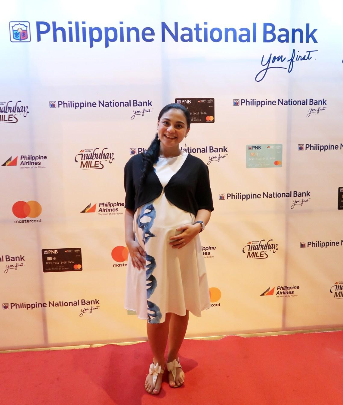 dyosathemomma: PNB-PAL Mabuhay Miles Debit Mastercard Launch at Blueleaf Filipinas Pasay