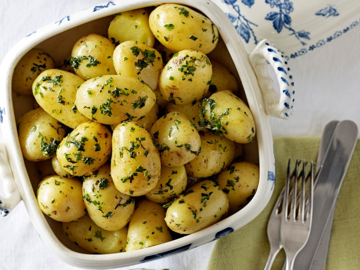 dyosathemomma: potato during pregnancy, Potatoes USA