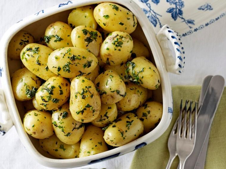 dyosathemomma: potato during pregnancy, Potatoes USA
