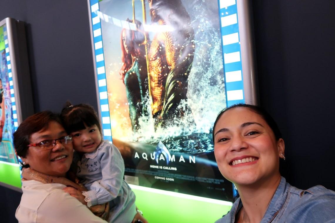 dyosathemomma: Crispy Fry Fish Breading Mix Launch, Aquaman Family Movie Date #CrispyFryPlayDay