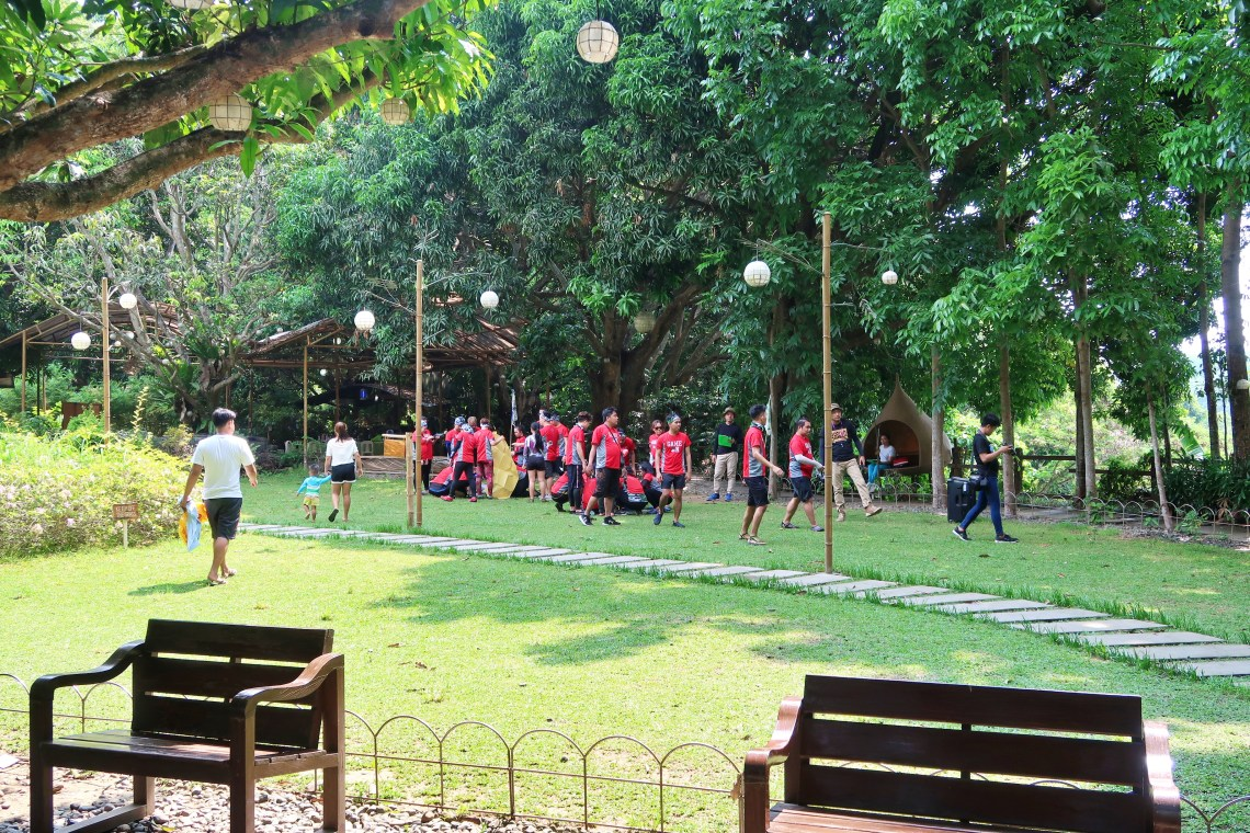 dyosathemomma: San Rafael River Adventure Resort in Bulacan Review, mommy blogger ph, team building