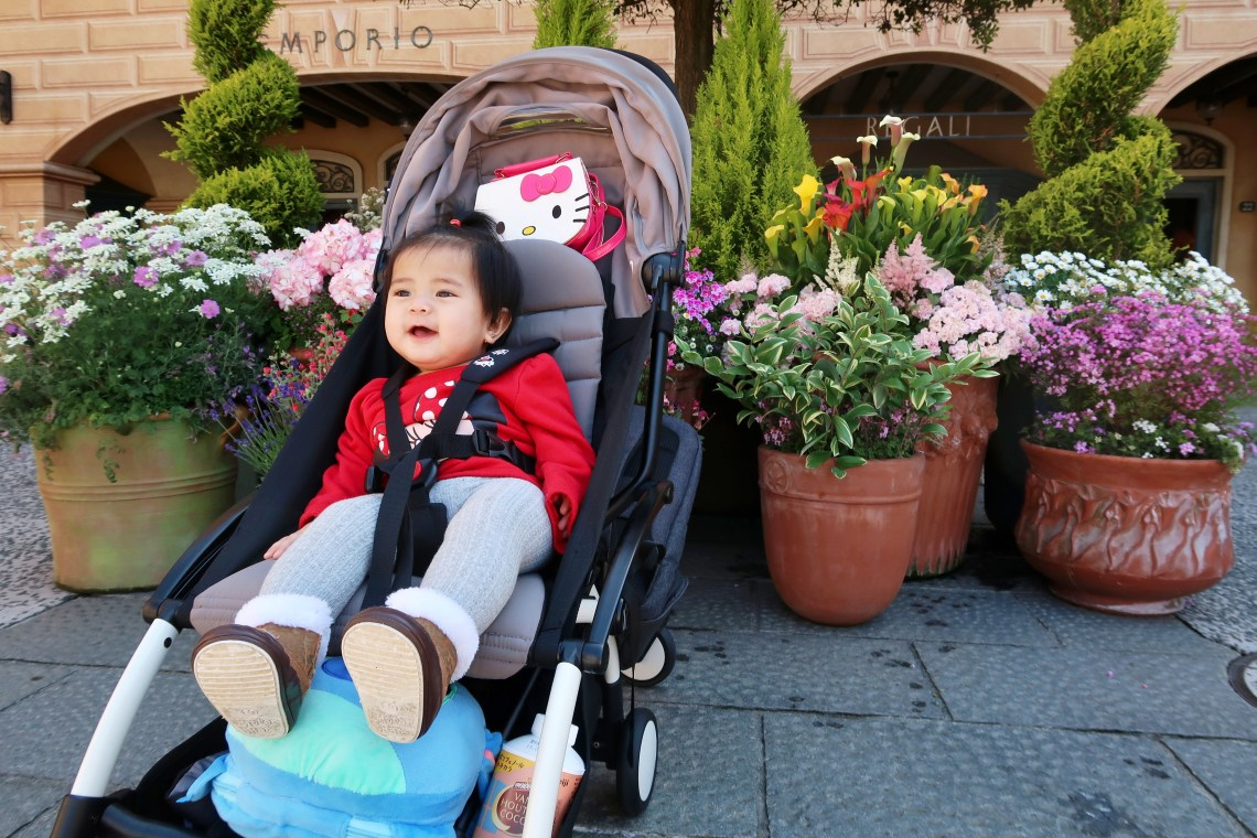 dyosathemomma: Babyzen YOYO+ Stroller Review, traveling to Japan with kids, mommy blogger, Mariana Jazrine