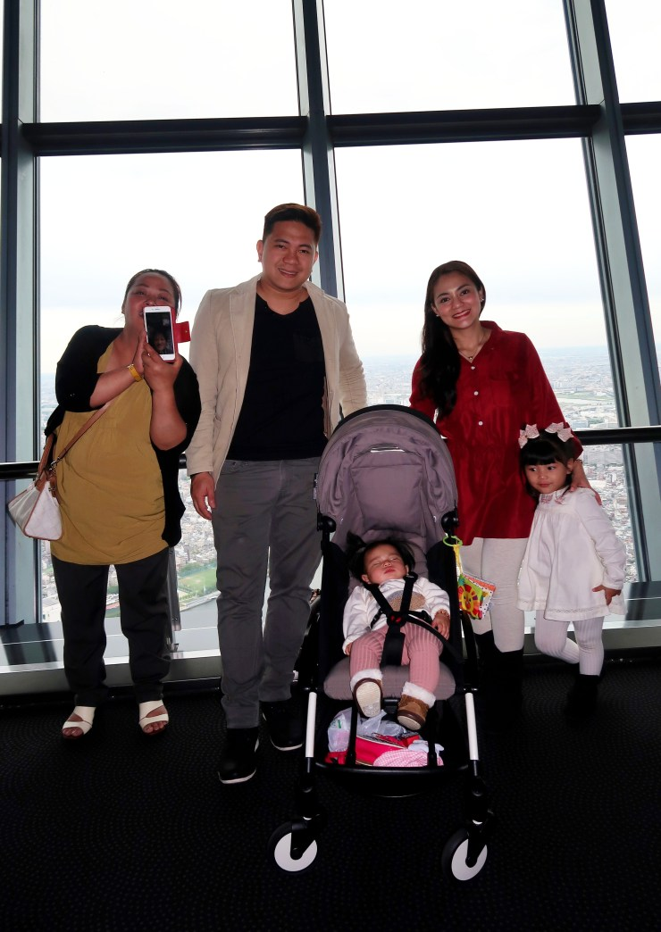 dyosathemomma: Babyzen YOYO+ Stroller Review, traveling to Japan with kids, mommy blogger, Tokyo SkyTree