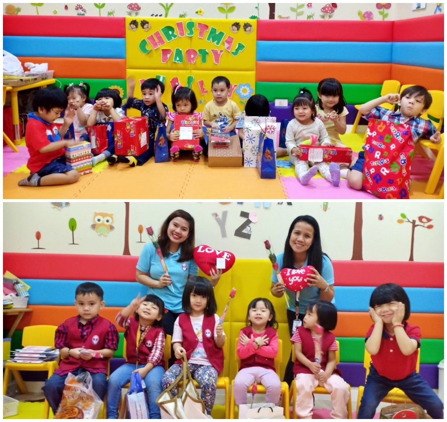 dyosathemomma: what age to enroll child in nursery, mommy blogger, WisdomMind Grace Christian College
