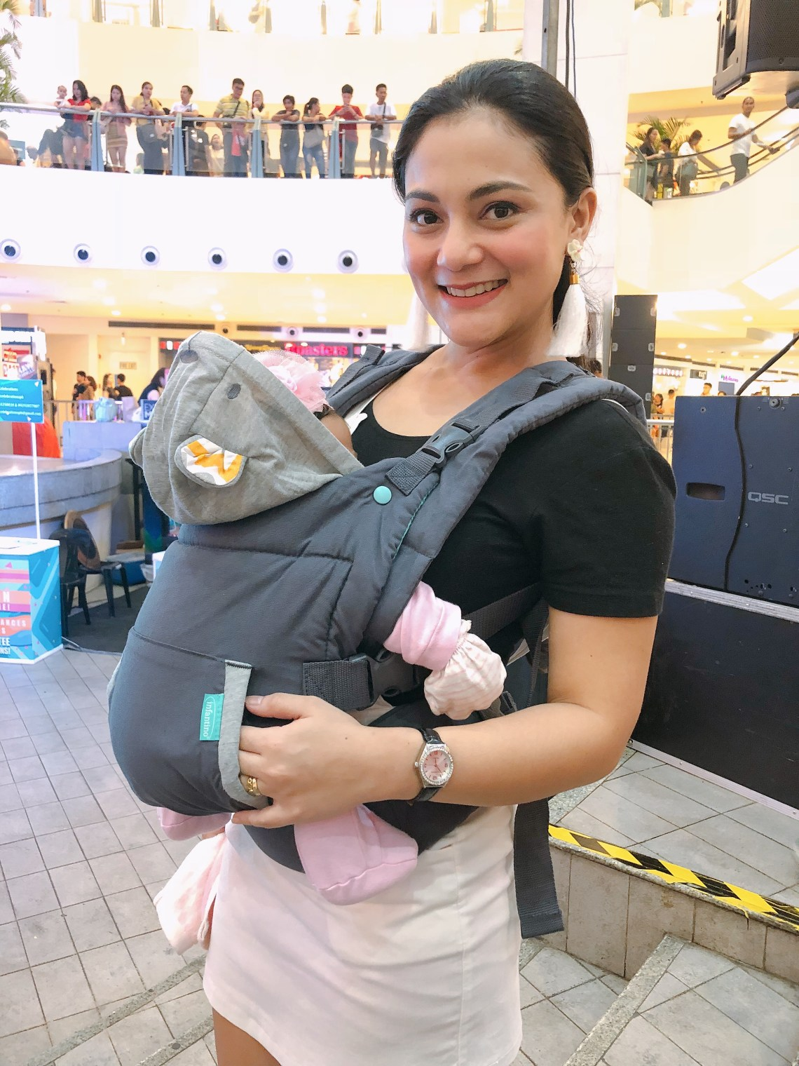 dyosathemomma: Infantino Baby Philippines, baby carrier, baby wearing, mommy blogger ph