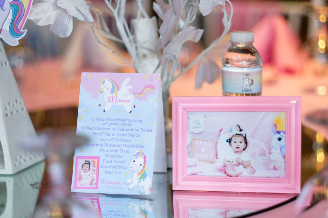 dyosathemomma: First Birthday party Ideas-unicorn theme-Mariana Jazrine-Amaria Niszha-mommy blogger ph-Brewing Point
