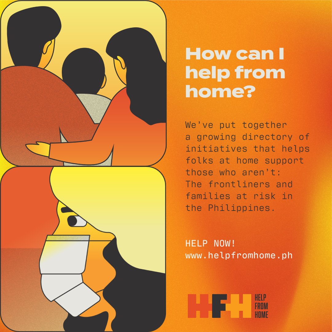 dyosathemomma: Help From Home, help frontliners and the poor, covid-19,coronavirus,ecq,mommybloggersph