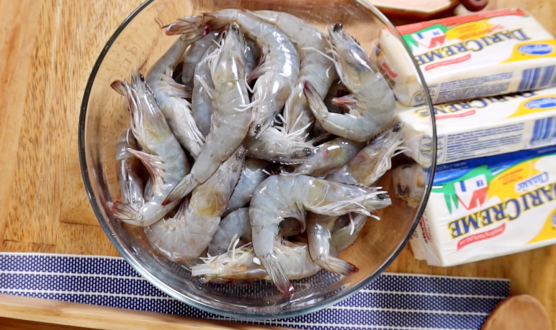 dyosathemomma: Buttered Garlic Shrimp with Salted Egg Recipe, food blog, mommy blogger ph