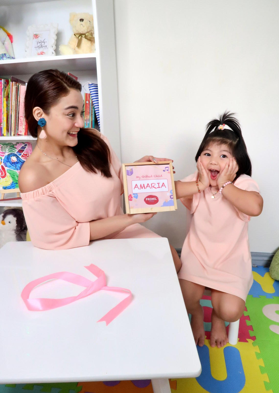 dyosathemomma: How to spot your child's talent - How to nurture child's talent-mommybloggerph-AmariaNiszha-Promil4-AmariaNish