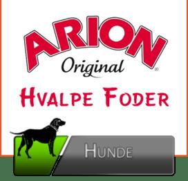 Arion Hvalpefoder