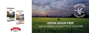 Arion korn fri