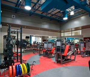 IAIA Multipurpose Fitness Center