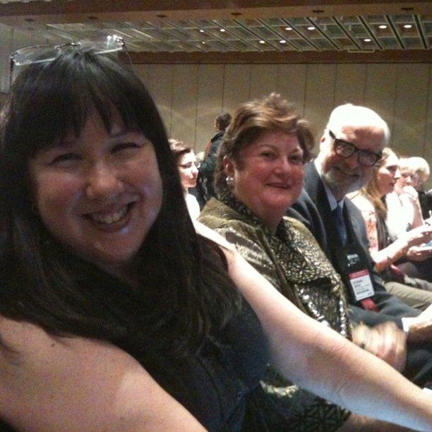 Juanita Richardson, Jane Dysart & Stephen Abram at OLA 2011