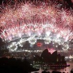 2013 Fireworks in OZ