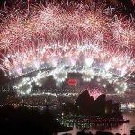 2013 Fireworks in OZ