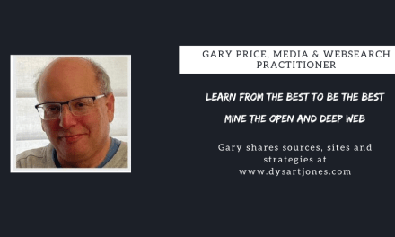 Gary Price: Websearch Sources, Sites & Strategies July 2020