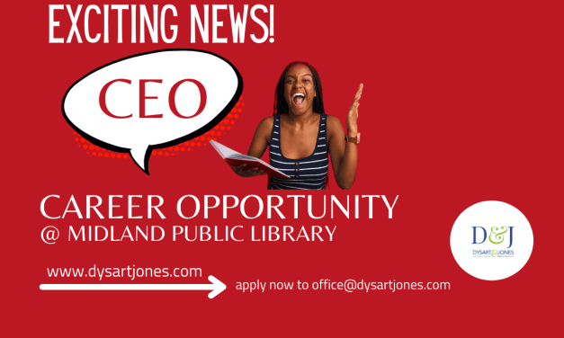 CEO Career Opportunity: Midland Public Library