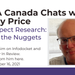 Gary Price: Prospect Research – Find the Nuggets