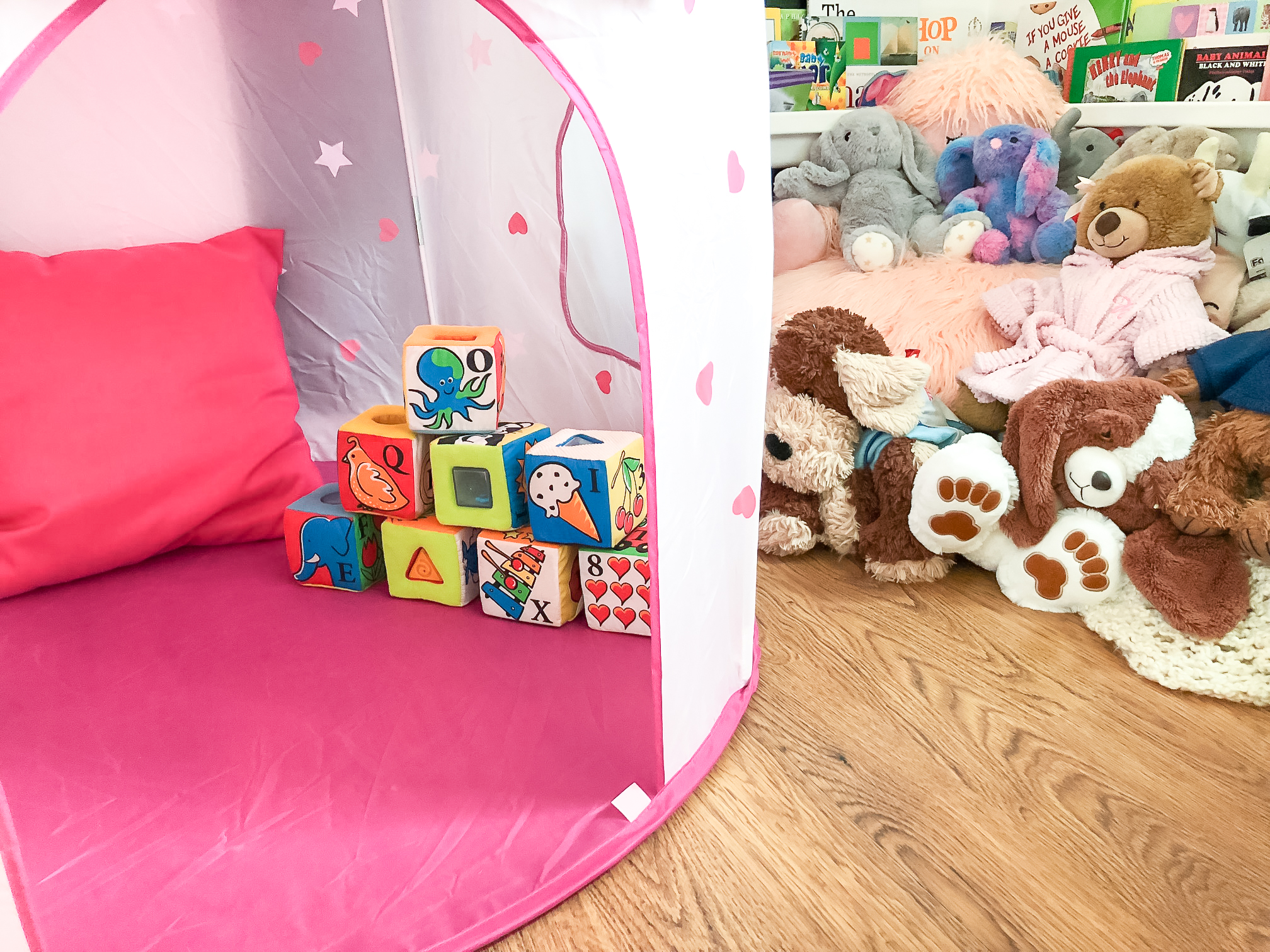 baby Room princess castle