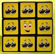 cube avec des émotions car impact des émotions sur l'apprentissage