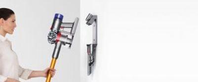 Dyson V8™ vacuum wall bracket