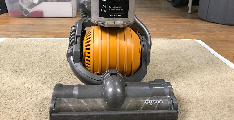 Dyson DC24 multi floor vacuum repair