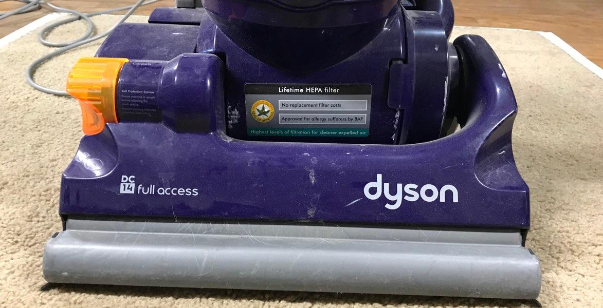 Dyson DC14 Vacuum Cleaner Repair