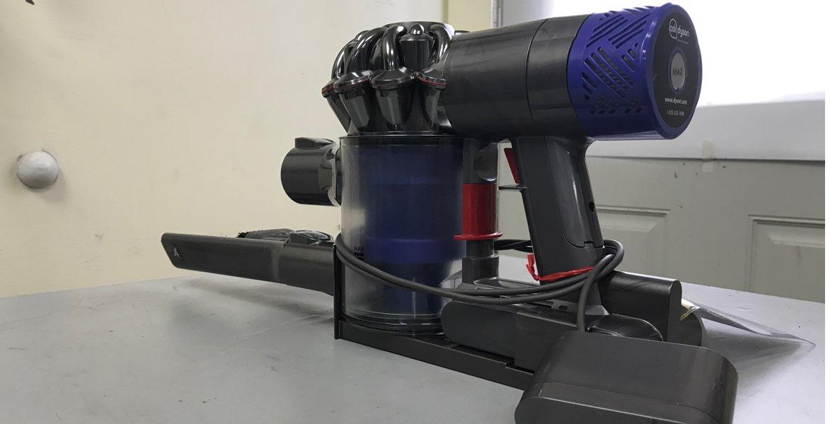 Dyson Handheld Vacuum Repair