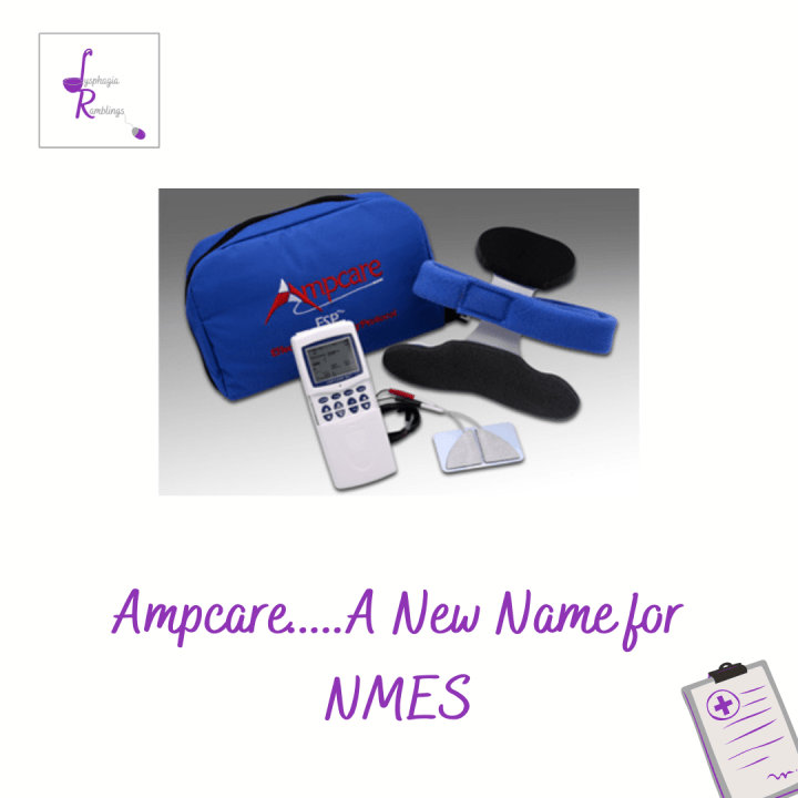 Ampcare………A new name for NMES