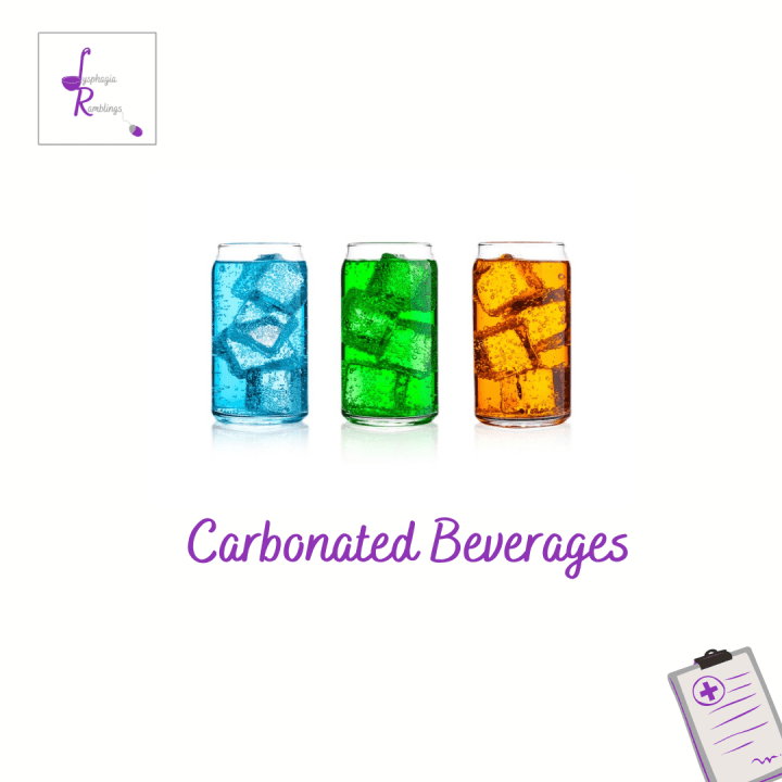 Carbonated Beverages