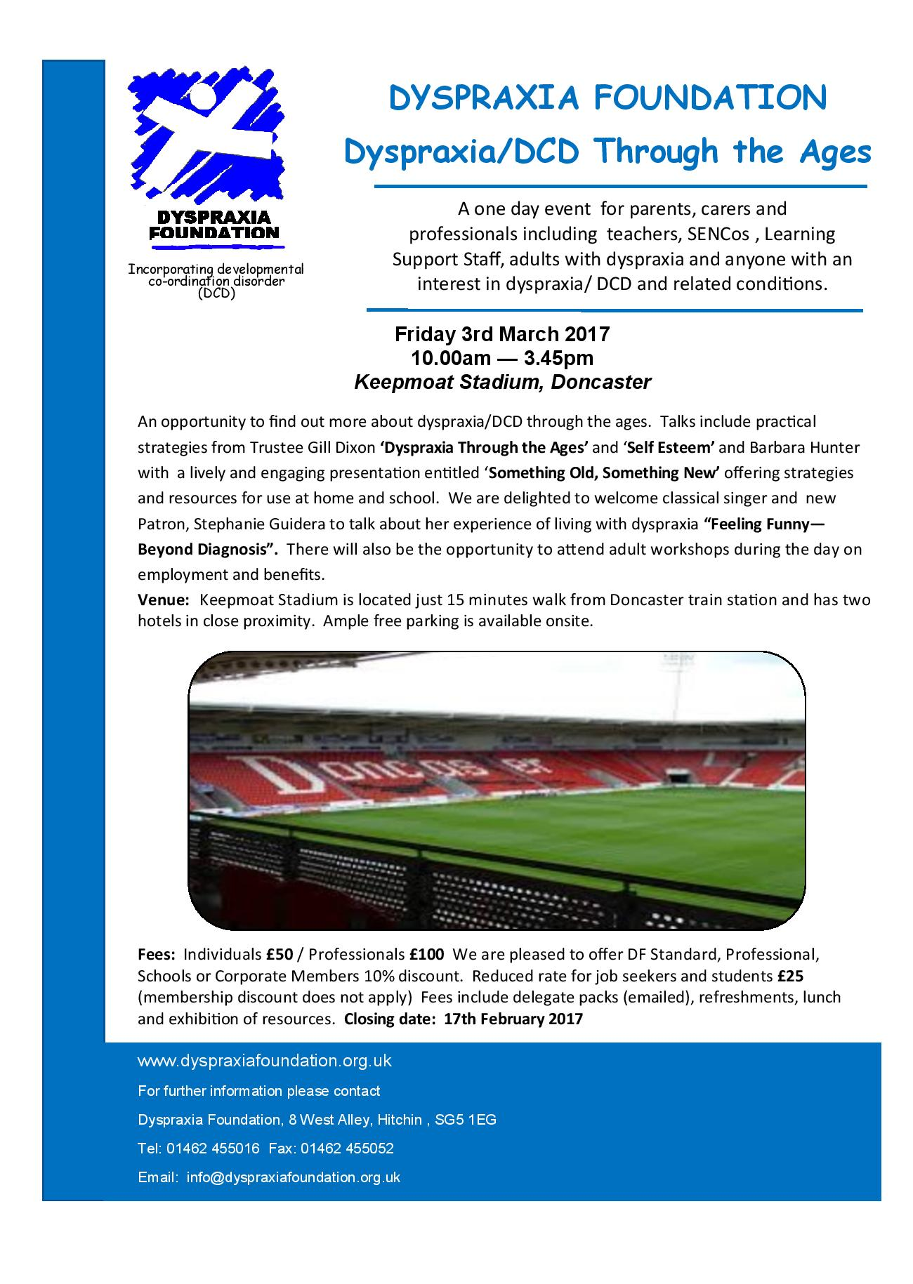 Doncaster Dyspraxia Event March 17-page-001
