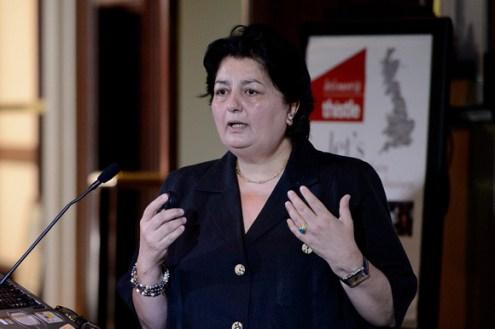Professor Marjan Jahanshai