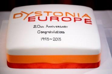 Happy Anniversary Dystonia Europe!