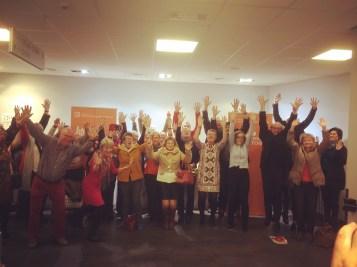 Jump for Dystonia Belgium!