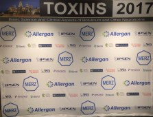 Toxins sponsors.
