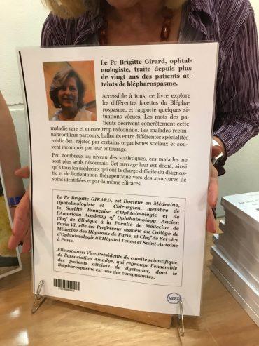 About the book of Professor Brigitte Girard.