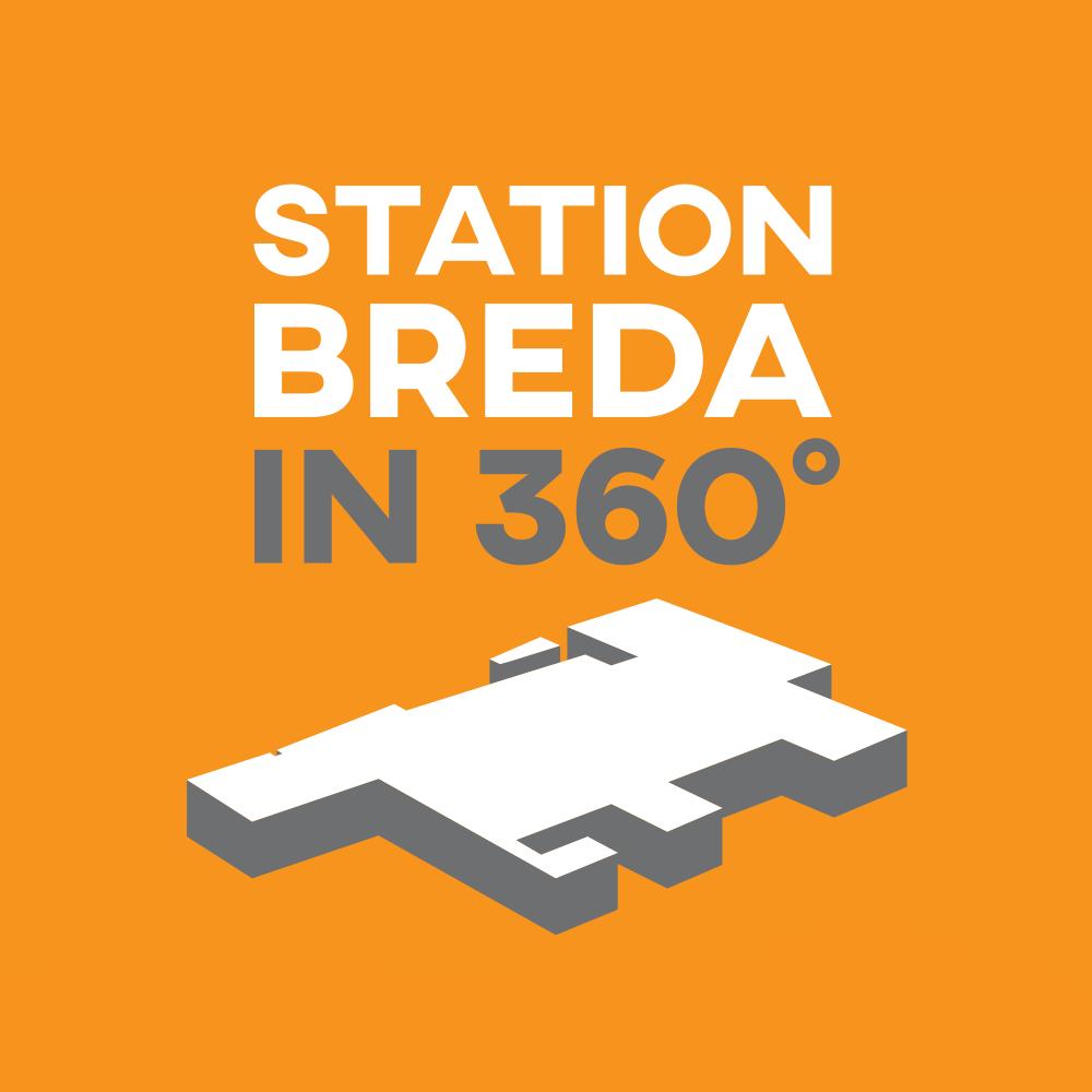STATION BREDA IN 360